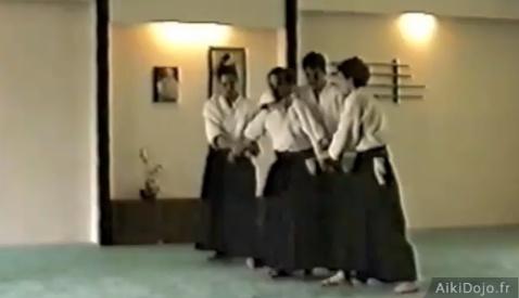 1993: Vidéo Aiki Dojo Rennes