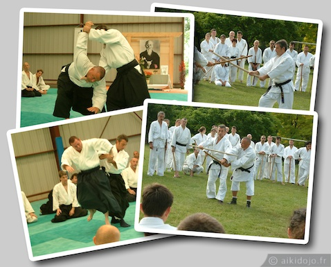 Stage d'été - Summer Camp Aikido