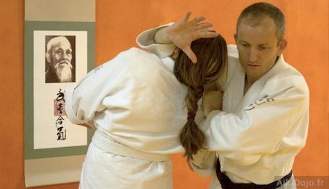 Cours d'Aikido ES