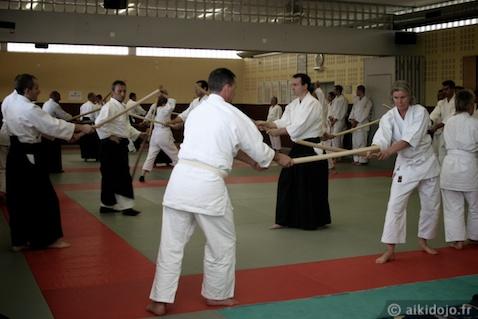 Stage Aikido à Marseille - 09/2007