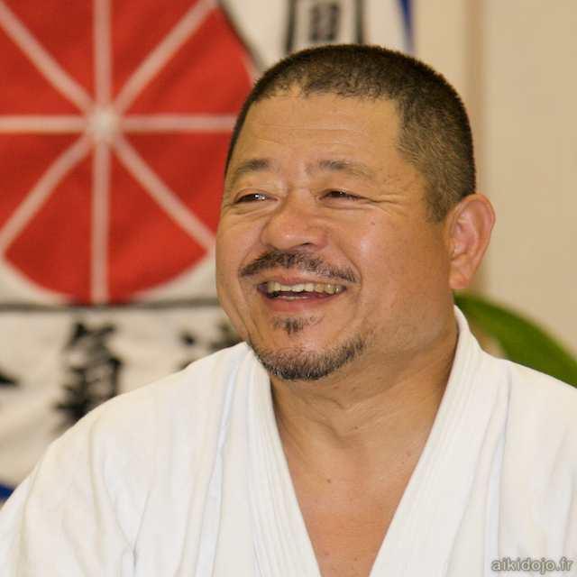 Hitohiro SAITO Sensei - photo © eric savalli
