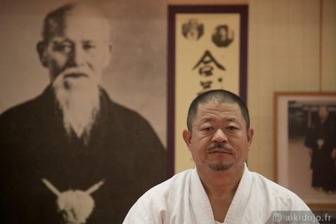 Hitohira SAITO Sensei