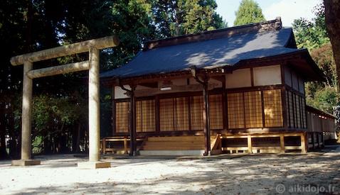 Aiki-jinja - Iwama