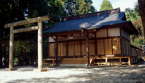 Iwama, la Mecque de l'Aikido