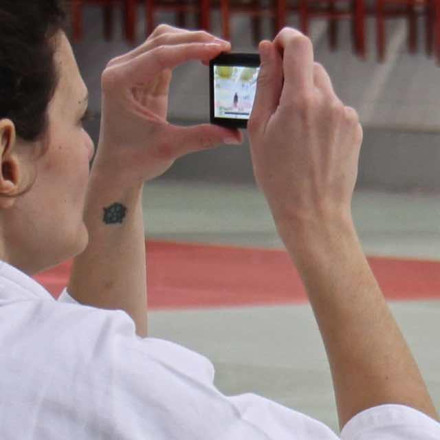 2014 – Photos examen H. SAITO Sensei – Rennes