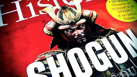 Historia: Shogun – Les seigneurs du Japon – Mars 2011
