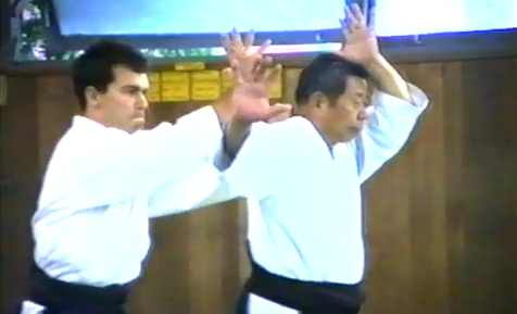 SAITO M. Sensei – Stage à Melbourne – 1986