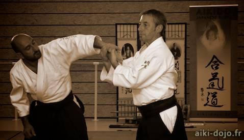 Interview: Stéphane BRAVIN… vivre l'Aikido avec passion