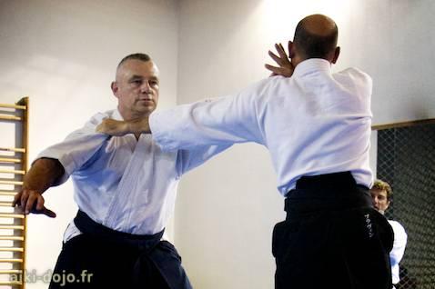 Vidéo et photos du stage Serge Maniey – 2011