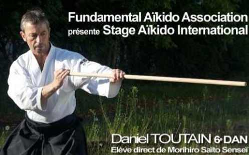 Stage Aikido