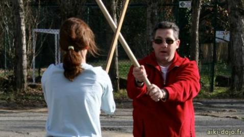 Cours aïkido à Sophia Antipolis - Valbonne