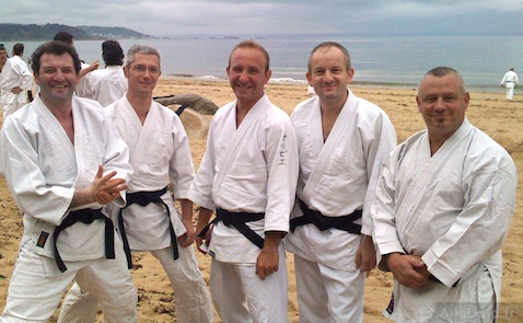 Juin 2010 : Stage inter-dojo – Lannion