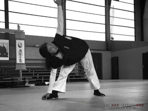Stage Aikido et Yoga - Sonia TOMIOKA