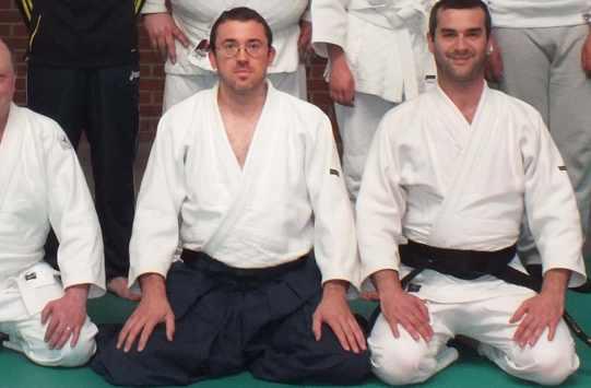 Nouveau dojo d'Aikido à Marchiennes (59)