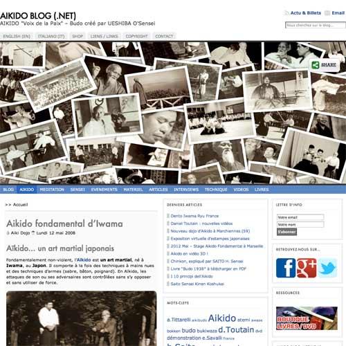 Aikido Blog .net est né !