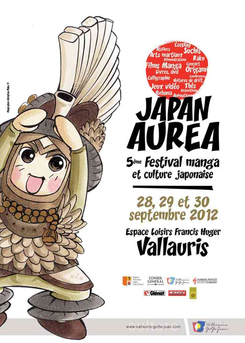 JAPAN AUREA – 5ème Festival Manga et Culture Japonaise