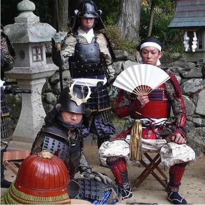 2014-01 Les Samourai- Arte TV