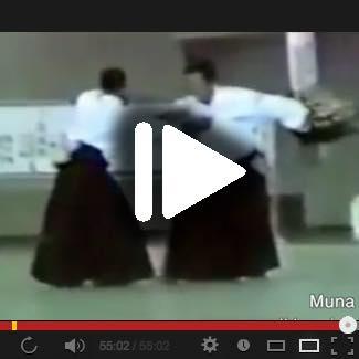 SAITO M. Sensei – Vidéo de Démonstration – 1983