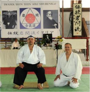 SAITO Hitohira Sensei – Sacile (Italia) – Avril 2015