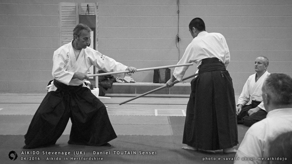 Photos – Stage UK Stevenage 04/2016 – Toutain Sensei