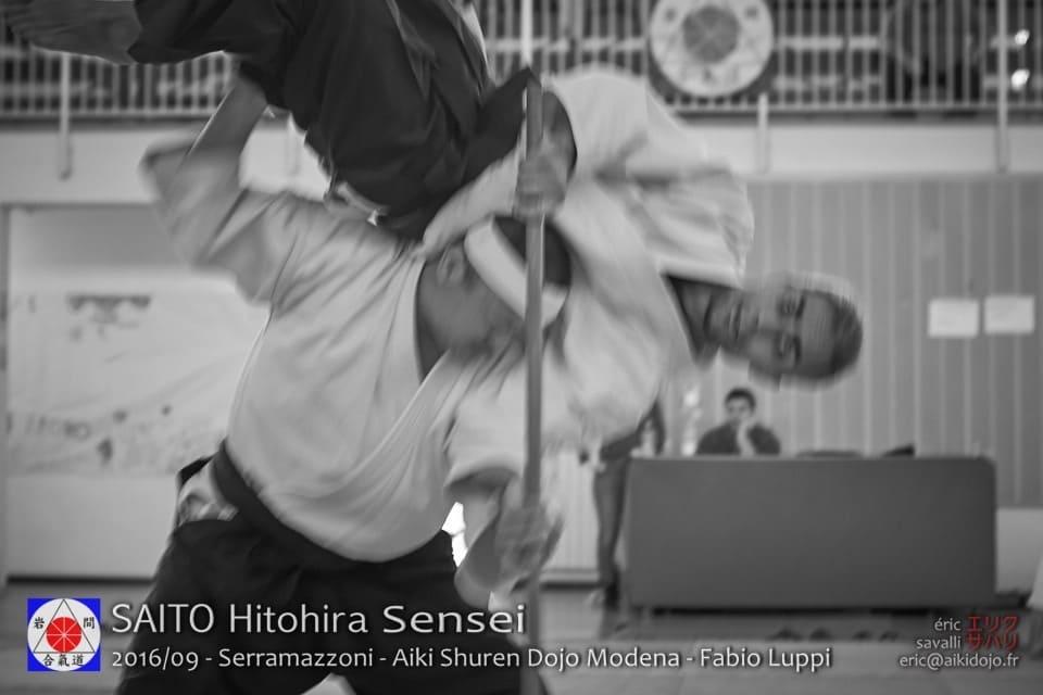 2017-11 – Saito Hitohira Sensei – Paris